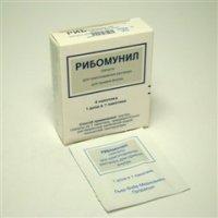 Рибомунил (пак. гранулят №4)