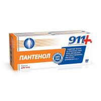 Купить 911 Пантенол крем для тела 50мл, РОССИЯ