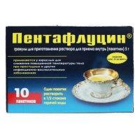 Пентафлуцин(терафлю) (пор. 5г №10)