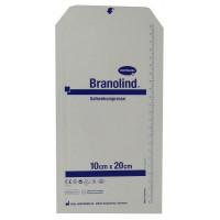 Купить Хартманн повязка Бранолинд 10х20см, Германия