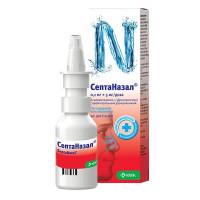 СептаНазал (спрей 0,05мг+5мг/доза фл.10мл (90доз))