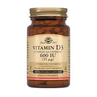 Солгар (витамин D3 600МЕ капс. №60)