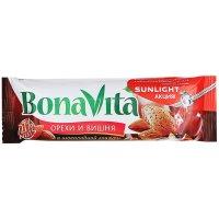 Бона Вита батончик (Батончик орех вишня в шокол.35г)