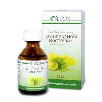 Масло Виноградной Косточки с витаминно-антиоксидантным комплексом 30мл