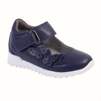 Ортманн обувь орт.малослож. FULDA арт.7.124.2 (р.33 синий, бабочки)