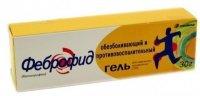 Феброфид гель (туба 2,5% 30г)