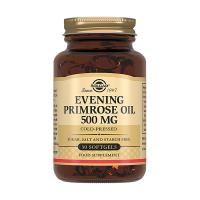Солгар (Масло примулы вечерней 500мг капс. №60)