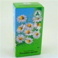 Ромашки цветки (50г)