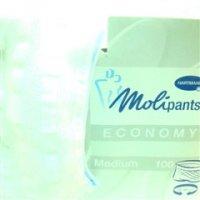 Купить Хартманн штанишки Молипанс размер универсальный №1, Германия