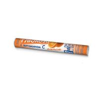 Блок Глюкоза с витамином С таблетки №18 апельсин