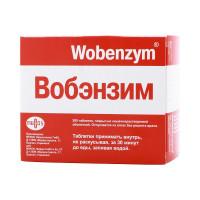 Вобэнзим (таб. п/о №200)