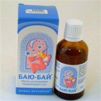 Купить Баю-бай (фл.50мл), РОССИЯ
