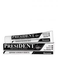 Зубная паста Президент туба 100г Реноме