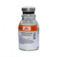 Натрия хлорид (фл. 0,9% 100мл)