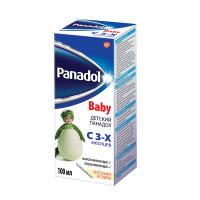 Панадол Бэби (сироп 100мл)