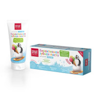 Зубная паста Сплат (кидс 2-6л.фрукт.мороженое 50мл)