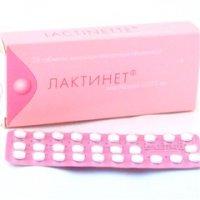 Лактинет (№28 таб.п/о)