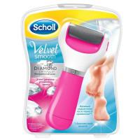 Купить Шолль пилка электрическая для удаления огрубевшей кожи, розовая, Великобритания