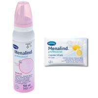 Купить Меналинд набор протектор для кожи 100мл+салфетки №10, Германия