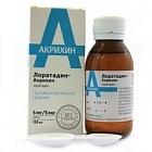 Лоратадин-Акрихин сироп флакон 15мг/5мл 100мл