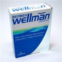 Купить Велмен (капс. №30), Великобритания