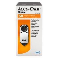 Акку-Чек тест-кассета Мобайл №50