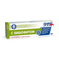 911- Гель-бальзам (100мл/Бишофит/д/тела)