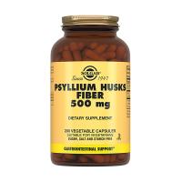 Солгар (Псиллиум клетчатка кожицы листа 500мг капс. №200)