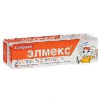 """Зуб.паста """"Элмекс"""" (детская до 6 лет 50 мл)"""
