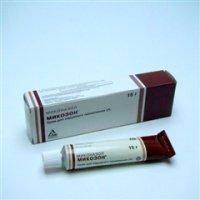Микозон (миконазол) крем (туба 2% 15г)