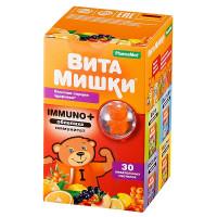 ВитаМишки иммуно + (пастилки жев. 2,5г №30)