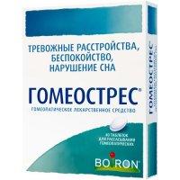 Гомеостресс таблетки для рассасывания №40