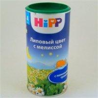 Чай Хипп Липовый цвет с мелиссой