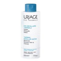 Урьяж Очищение мицеллярная вода для нормальной и сухой кожи 500мл