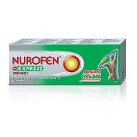 Нурофен Экспресс 5% гель туба 50г