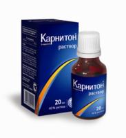 Карнитон (фл. 40% 20мл р-р)
