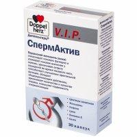 Купить Доппельгерц VIP Спермактив (капс. 1020мг №30), Германия