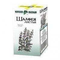 Купить Шалфея листья (50г), РОССИЯ