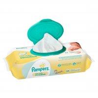 Памперс салфетки влажные детские (№54 new baby sensitive)