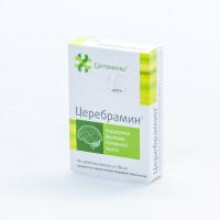 Церебрамин (БиоРегулятор мозг. кровообращения) (таб. 155мг №40)