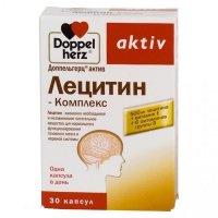 Доппельгерц Актив Лецитин комплекс капсулы №30