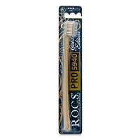 Рокс зубная щетка (pro голд эдишн мягкая)