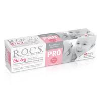 Рокс зубная паста для малышей PRO Минеральная Защита, нежный уход 45г