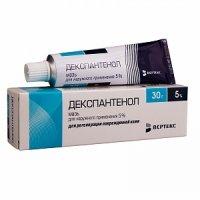 Декспантенол мазь (туба 5% 30г)