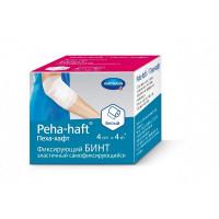 Купить Хартманн бинт Пеха-Хафт фиксирующий эластичный 4мх4см, Германия