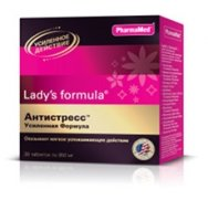 Ледис Формула Анти-стресс таблетки №30