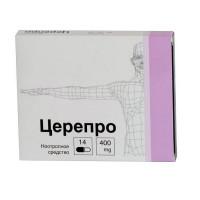 Церепро (капс. 400мг №14)