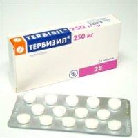 Тербизил (таб. 250мг №28)