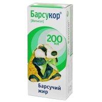 Барсукор Барсучий жир (фл. 200мл)