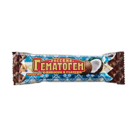 Гематоген Русский с Кокосом в шоколаде 40г